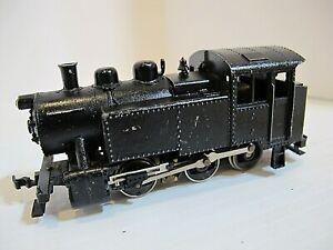 MANTUA 0-6-0  Steam LOCOMOTIVE SWITCHER HO VINTAGE Dockside 3976  CAST metal