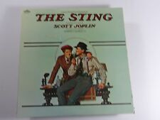 The Sting OMPST Scott Joplin Marvin Hamlisch (MCA 390)