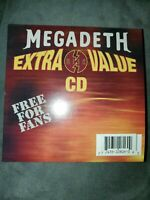 Megadeth Extra Value CD Various Artists