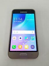 Samsung Galaxy J1 DUOS 8GB Gold SM-J120G (Unlocked) GSM World Phone KG820