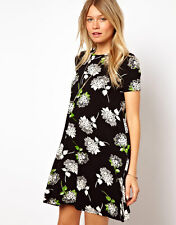 Asos Floral Dress Size 8