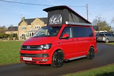 2016(16) vw transporter t6 Highline SWB 102ps camper van, air con and tailgate