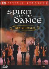 Spirit of the Dance : New Millennium DVD, (NEW)!! Irish Dance