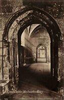 Great Cloister AK ~1910 Church Könige Kings Westminster Abbey Krönung Kirche