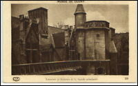 CLUNY Burgund France CPA ~1910/20 Frankreich alte AK Postkarte