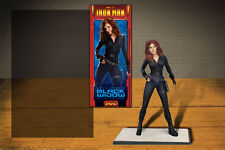 MOEBIUS 1.8 Scale Iron Man Black Widow toutes en plastique Kit de montage.