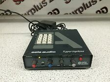 Eela Audio S20A Reportophone For One Reporter w/Power Supply