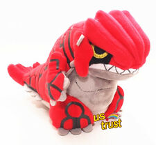 "Pokemon Center Soft Plush Doll 6"" Groudon Stuffed Animal Toy Great Gift"