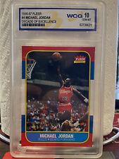 1996 Fleer Michael Jordan Decade of Excellence WCG 10 PSA 10 Gem Mint Condition