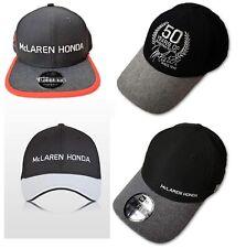CAPS X 4 Different Formula One 1 F1 Job Lot McLaren Button Alonso Vandoorne NEW!