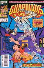 GUARDIANS of the GALAXY #39_Embossed cover art_Marvel Comics