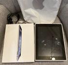 Apple iPad 4th Gen. 32GB  Wi-Fi + Cellular (Verizon)  9.7in - Black