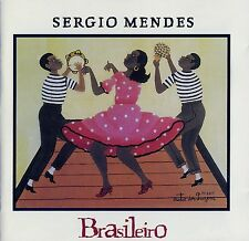 SERGIO MENDES : BRASILEIRO / CD - TOP-ZUSTAND