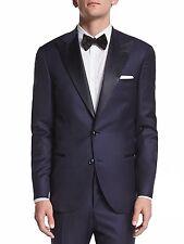 New Brunello Cucinelli Navy Blue Peak-Lapel Tuxedo Size 50EU/40US $4860.00