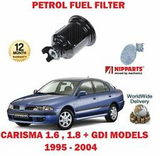 FOR MITSUBISHI CARISMA 1.6 1.8 + GDI 1995-2004 NEW PETROL FUEL FILTER
