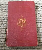 1943 New Revised Triple Novena Manual Payer Book Father Stedman Precious Blood