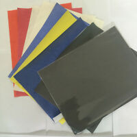 LQKYWNA 100Pcs A4 Copy Carbon Transfer Paper Legible Painting Tracing Paper Graphite Paper Painting Reusable Painting Accessories Blue