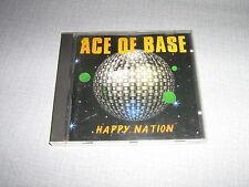 ACE OF BASE CD GERMANY HAPPY NATION