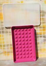 Vintage Tupperware Hot Dog Meat Fish Marinade Keeper, Pink
