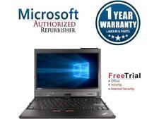 "Refurbished Lenovo ThinkPad X220T 12.5"" Intel Core i5-2520M 2.5GHz 4GB DDR3 120G"
