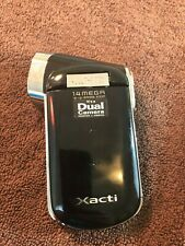 Xacti dual Hand Held HD Camera Sanyo Battery Charger VAR L80 Black with Cord