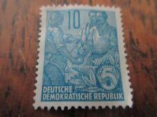1 timbre 10 deutsche demokratische republik