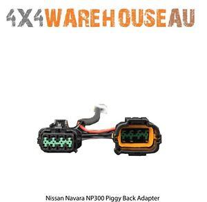 High Beam Piggy Back Adapter for Nissan Navara NP300 D23 NAVARA-PIGGY