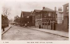New Post Office Eltham  Woolwich unused RP old PC WHS Kingsway S11249