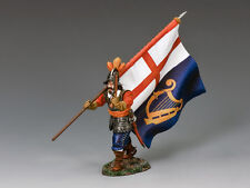 King and Country The Commonwealth Flag Bearer, English Civil War PnM066