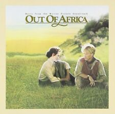 OUT OF AFRICA CD - MOTION PICTURE SOUNDTRACK - NEW UNOPENED