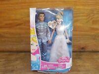Disney Princess Cinderella Cinderella & Prince Charming Doll Set
