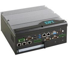 EC520-HD6040:Fanless, HD263, H81, 6 COM, 4 USB, 2 LAN, 2 PCI, DC 9-36V, F/G SYST