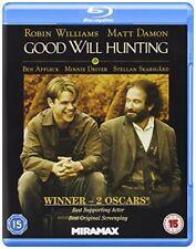 Good Will Hunting [Bluray] [DVD][Region 2]