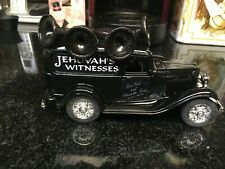 WATCHTOWER ERTL SOUND CAR JEHOVAH'S WITNESSES