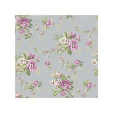 AK7400 | Blooms | York Wallpaper | Wallpaper 33 foot roll X 20.5 inches !!