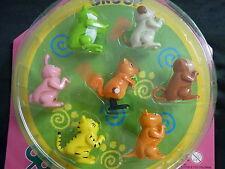 Mecanismo de relojería animales-Historia Wind-up juguetes-Regalo De Cumpleaños Relleno-Ltd Edition