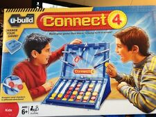 Connect 4 uBuild board game