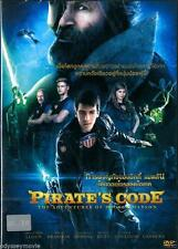 Pirate's Code: The Adventures of Mickey Matson [DVD R0] (2014) Family Adventure