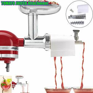 Kitchenaid Stand Mixer Tomato & Fruit Juicer Attachment US STOCK