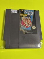 🔥100% WORKING NINTENDO NES SUPER FUN Game Cartridge CLASSIC MOVIE KARATE KID🔥