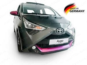 BONNET BRA fits TOYOTA Aygo since 2014 STONEGUARD PROTECTOR TUNING