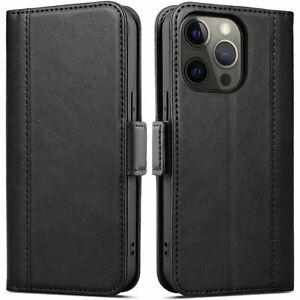 Coque Portefeuille Rabat Flip iPhone 13 Pro Max 13 mini 12 11 XS XR SE 7 8 6