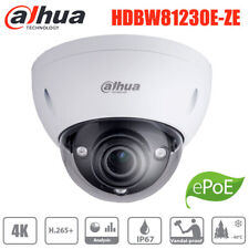 Dahua IPC-HDBW81230E-ZE 12MP H.265 IP67 IK10 PoE+ 4K IR50m Dome Network Camera
