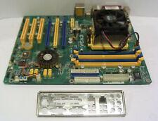 eVGA 133-K8-NF41 Motherboard Socket 939 NVIDIA nForce4 SLI AMD Tested & Working