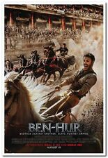 Ben Hur - 2016 - Original 27x40 Reg Movie Poster - Jack Huston, Morgan Freeman
