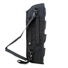 Tactical Molle Hunting Shotgun Rifle Shoulder Scabbard Holster Sling Case Bag