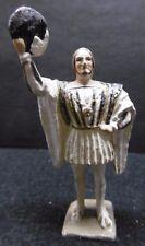 Figurine Historique GUSTAVE VERTUNNI - ROI FRANCOIS Ier - Années 40-50