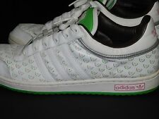 Adidas Originals Men's Top Ten Special Easter Edition Shoes 13 White Green Pink