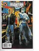 Quantum & Woody #1 painted variant // first appearance // Acclaim Comics