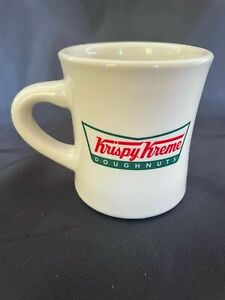 Krispy Kreme Diner Style Ceramic Coffee Mug